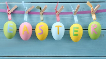 Easter Decorations wallpapers and stock photos