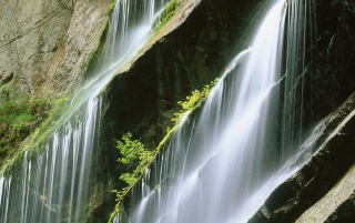 Cascading Water wallpapers and stock photos