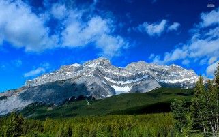 Pretty Scenery Alberta Banff wallpapers and stock photos