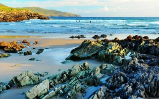 Ring Of Kerry Southern Ireland wallpapers and stock photos