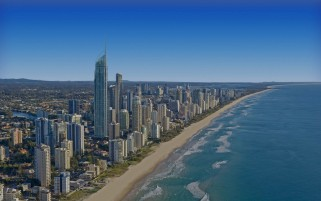 Pretty Gold Coast Australia wallpapers and stock photos