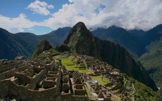Machu Picchu Five wallpapers and stock photos