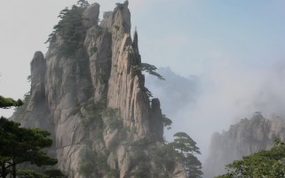 Previous: Huangshan World Heritage China