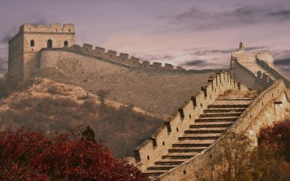 Great Wall Of China Twelve wallpapers and stock photos
