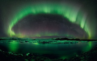 Awesome Aurora Borealis Night wallpapers and stock photos
