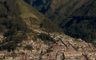 Ecuador Quito & The Andes wallpapers and stock photos