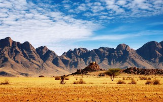 Mountain Scenic desierto de Namibia wallpapers and stock photos