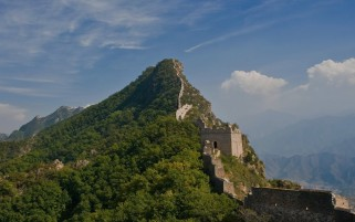 Great Wall Of China Sixteen wallpapers and stock photos