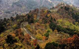 Random: Great Wall Of China Fiveteen