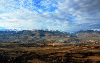 Fontanals De Cerdanya Spain wallpapers and stock photos