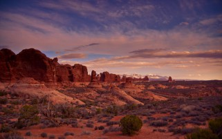 Arches National Park Utah wallpapers and stock photos