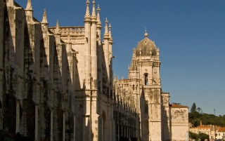 Jeronimos Portugal wallpapers and stock photos