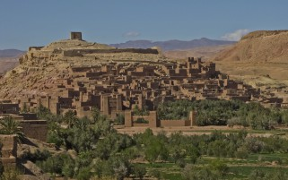 Ait Ben Haddou Marruecos wallpapers and stock photos