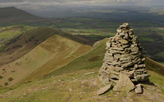 Brecon Beacons Wales de Sud wallpapers and stock photos