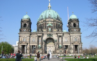 German Cathedral wallpapers and stock photos