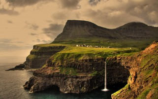 Faroe Islands Europe wallpapers and stock photos