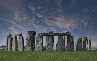 Stonehenge Amesbury England wallpapers and stock photos