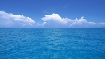 Beautiful Blue Ocean wallpapers and stock photos