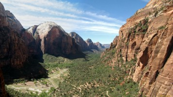 Beautiful Zion National Park wallpapers and stock photos