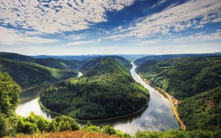 Sunny Orscholz Saarland wallpapers and stock photos