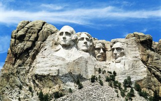 Mount Rushmore South Dakota wallpapers and stock photos