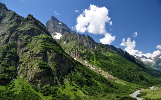 Lovely Caucasus Eurasia wallpapers and stock photos