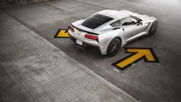 Chevrolet Corvette Stingray wallpapers and stock photos