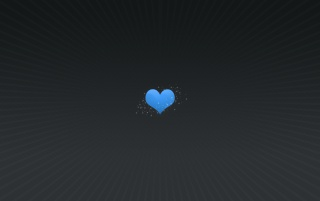 Blue Heart wallpapers and stock photos