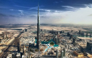 Lovely Burj Khalifa Dubai wallpapers and stock photos