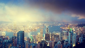 Hong Kong Victoria Peak wallpapers and stock photos