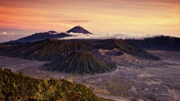 Mount Bromo Asia Indonesia wallpapers and stock photos