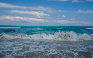 Awesome Blue Ocean Foamy wallpapers and stock photos