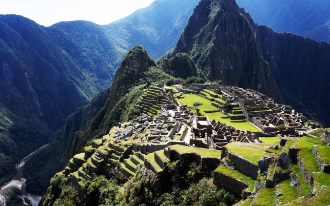 Machu Picchu Ten wallpapers and stock photos