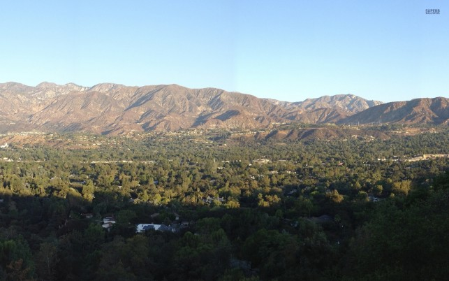 LaCanada Flintridge California wallpapers and stock photos