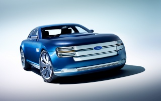 Ford Concept wallpapers and stock photos