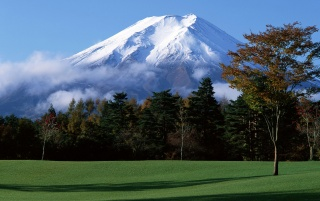 Fuji Mountain wallpapers and stock photos