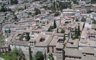 Granada Spain wallpapers and stock photos