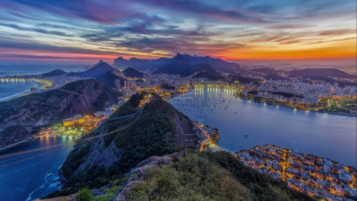 Magnificent Rio De Janeiro wallpapers and stock photos