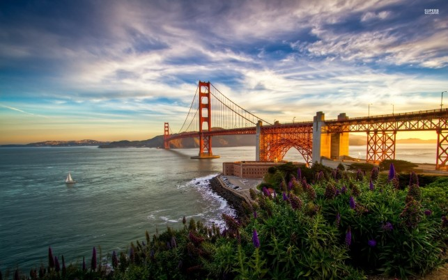 Random: Golden Gate Bridge View