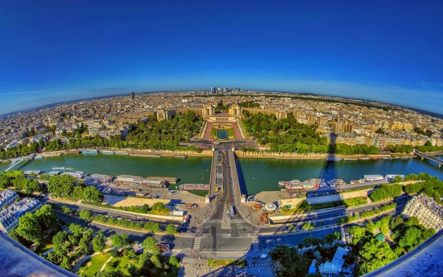 Random: Paris France Gorgeous View