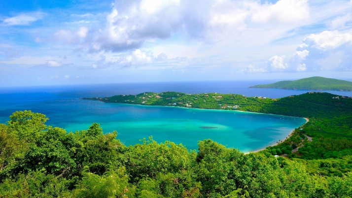 Magens Bay Virgin Islands wallpapers and stock photos