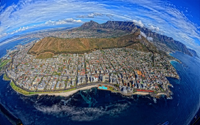 Random: Cape Town South Africa One