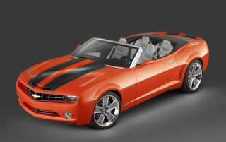 Camaro Cabrio wallpapers and stock photos