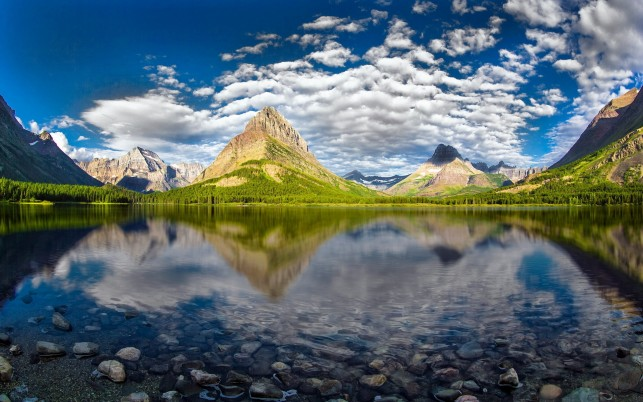 Nice Mount Grinnell Montana wallpapers and stock photos