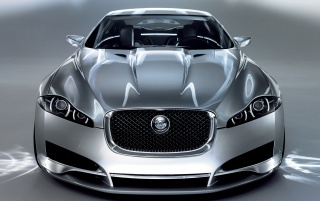 Next: Jaguar C-XF