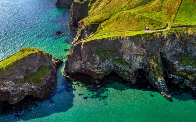 Carrick A Rede NorthernIreland wallpapers and stock photos