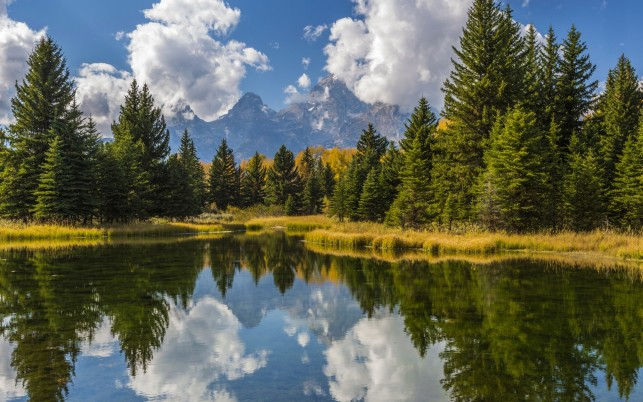 Delightful Grand Teton Park wallpapers and stock photos