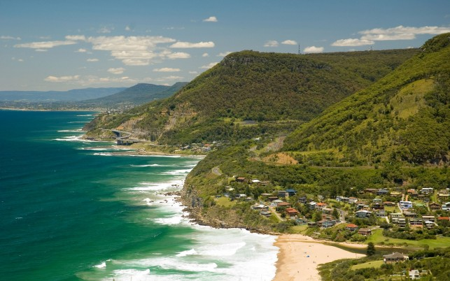 Great Stanwell Park Australia wallpapers and stock photos