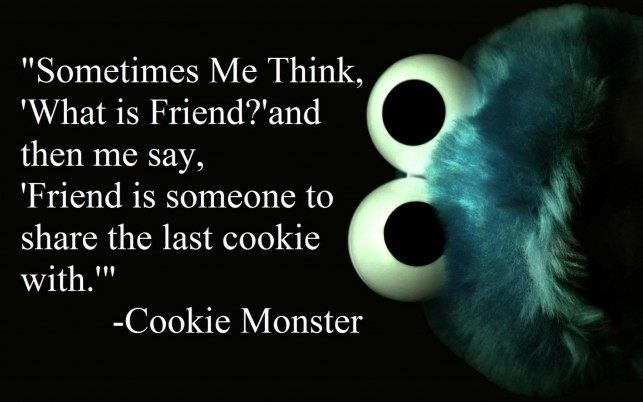 Cookie Monster Six wallpapers and stock photos