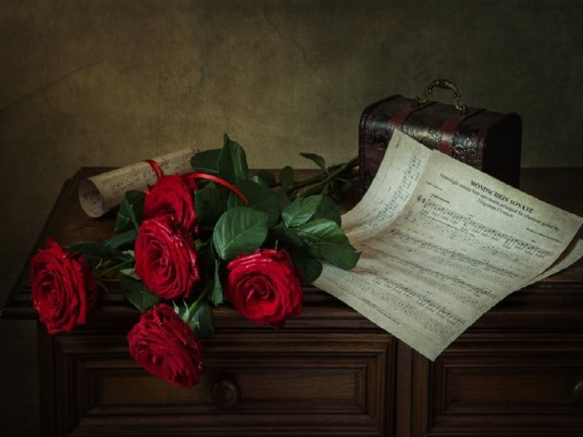Romantic Melody wallpapers and stock photos